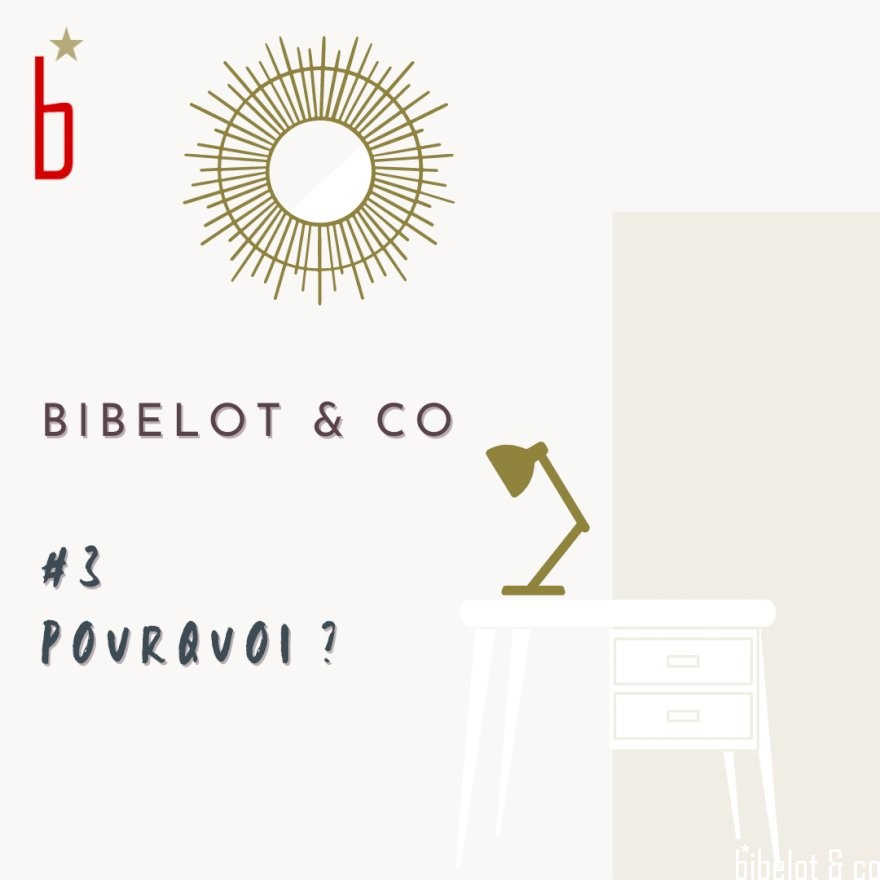 Pourquoi bibelot & co ?