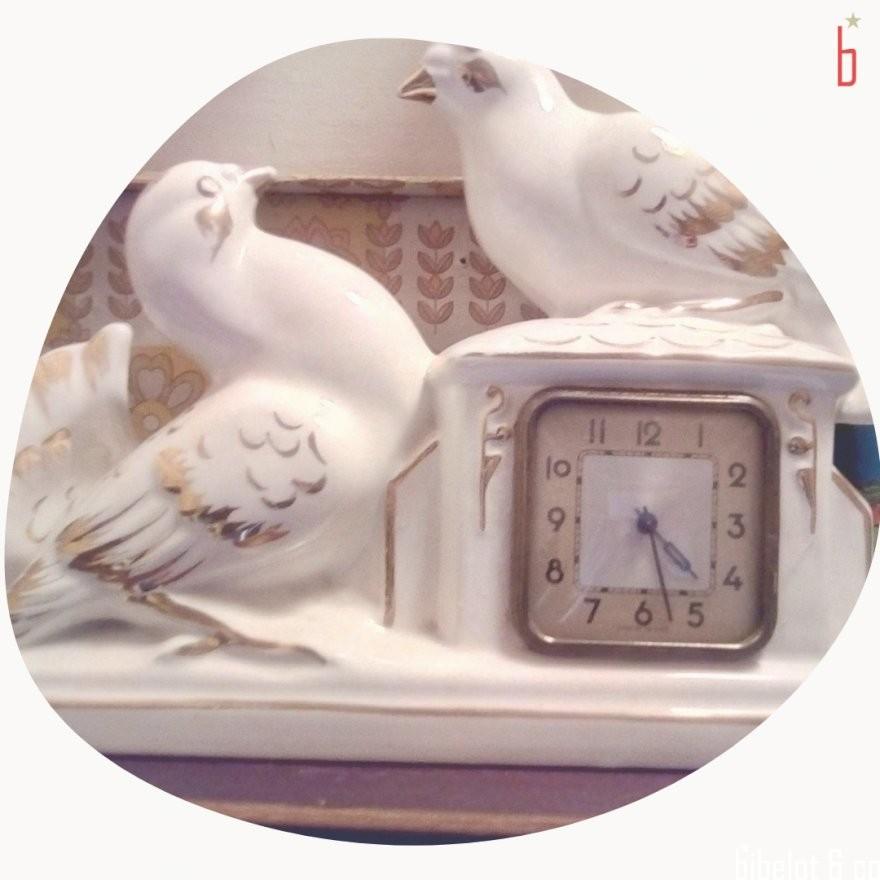 L'Horloge Art Déco de Nadia
